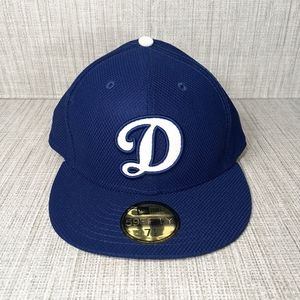 Los Angeles Dodgers New Era Royal Diamond Era Hat
